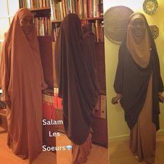 #Overhead #khimar #jilbab #inspiration #cardigan #jilbab #best #abaya #modestfashion #modestwear #muslimwear #jilbabi #outfit #hijabi #hijabista #long #dress #mode #musulmane #clothing