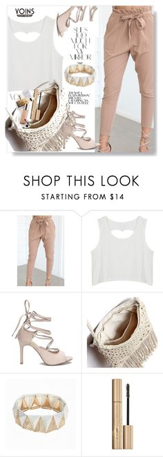 """""""Yoins III/25"""" by lila2510 ❤ liked on Polyvore featuring Rika, Stila, Memo Paris, yoins, yoinscollection and loveyoinsJoin"""