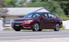 The 2016 Kia Optima combines adventurous administration with a able bulk hypothesis that's adamantine to exhausted in the midsize auto segment. Jaguar Xf, Kia Optima, Car And Driver, Honda Accord, Automotive Industry, See Photo, Club, News, Photos
