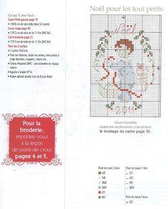 Noel - Boy Ornament 4 of 4 Cross Stitch Christmas Ornaments, Christmas Embroidery, Diy Embroidery, Christmas Cross, Cross Stitch Embroidery, Embroidery Patterns, Xmas, Cross Stitch For Kids, Just Cross Stitch