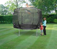 Plum Products Magnitude 8ft Trampoline and Enclosure