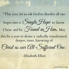 Let This Be The Year - joy forney