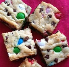 loaded sugar cookie bars (made in under 30 mins!)
