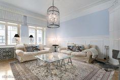 Myytävät asunnot, Pietarinkatu 10 Ullanlinna Helsinki #olohuone #oikotieasunnot