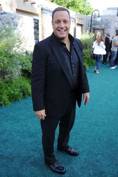Fashion Tips For Big Men Kevin James turned