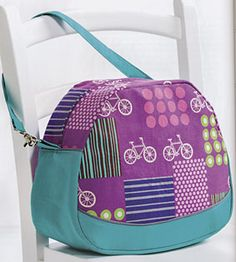 Additional Images of Big-City Bags by Sara Lawson - ConnectingThreads.com