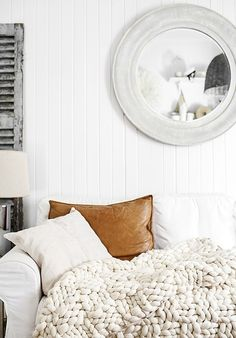 Love all textures, great feng shui for a metal element area (W or NW). More tips: http://FengShui.About.com