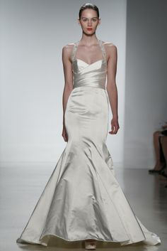 Kenneth Pool Bridal Spring 2014 Collection