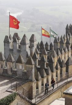 Castillo (Almodóvar del Río, Córdoba) Andalucia Spain
