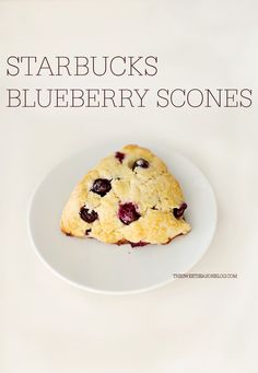A few weeks ago our cuisinart coffee maker kicked the bucket… and ever since then I have been making frequent trips to Starbucks (more frequent than I would like to admit). A few times I would also grab their blueberry scone…. and then I realized that I was paying almost $4 for something that I Read The Full Post >>>