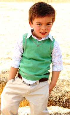 Easter Outfits for Toddler Boys