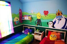 Quarto Nerd: Adventure Time