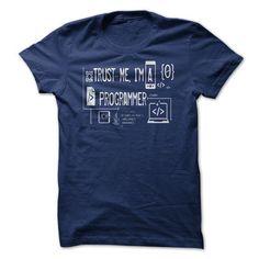 Trust Me Im A… #blackfriday Discount Sale > https://www.sunfrog.com/Trust-Me-Im-A-Programmer-T-Shirt.html?64708