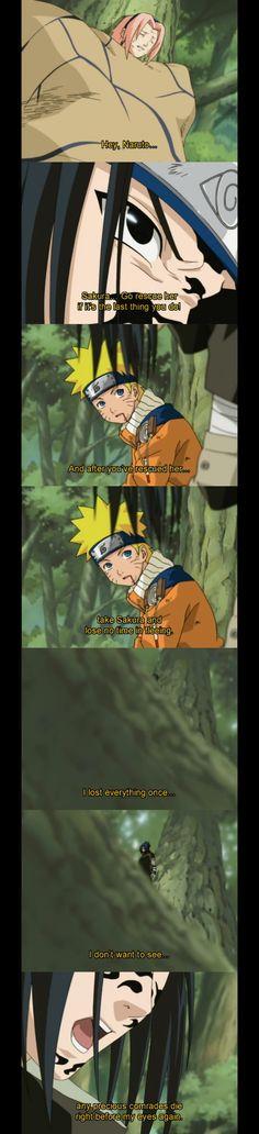 Sasuke being protective of his friends <3 #Naruto, #sasuke, Sasuke Uchiha, Naruto Uzumaki, Sasusaku
