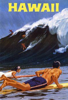 Surf's Up Hawaii