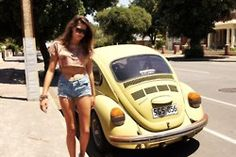 when i was younger this was all i wanted to be. chill clothes with my bug
