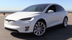 In-Depth Video Review: 2016 Tesla Model X P90D Signature With Ludicrous Mode
