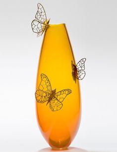 Imago with 3 butterflies