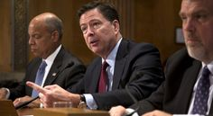 An early draft of former FBI Director James Comey's statement closing out the Hillary Clinton email case accused the former secretary of State of having been