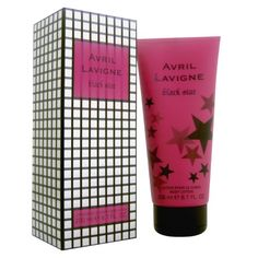AVRIL LAVIGNE BLACK STAR by Avril Lavigne for WOMEN: SHOWER GEL 6.8 OZ