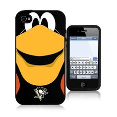 NHL Pittsburgh Penguins Mascot Soft Iphone Case by Forever Collectibles. $24.95. Forever Collectibles offers a full line of 100 per officially licensed team merchandise. We offer a complete line of home decor, garden decor, novelty, apparel, tech accessories and seasonal items.