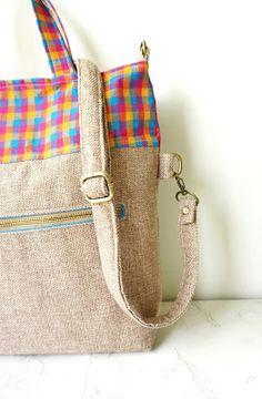 Jute Handloom Foldover Tote Bag Jute Fabric, Jute Bags, Everyday Bag, Custom Bags, Travel Gifts, Casual Bags, Handmade Bags, Mother Gifts, Purses And Bags