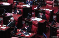 Senado aprueba medida de inversiones y designa miembros al Comité de Status