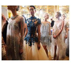 Marchesa gown / dress