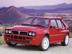 Turbo: la legende en 10 voitures. Lancia Delta HF Integrale 1987-93