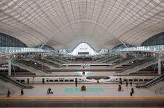 Wuhan New Railway StationWuhan, China