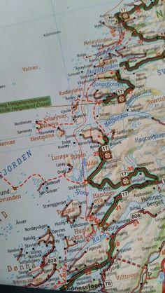 Helgelandskysten rute Norway, Places To Visit, Travel