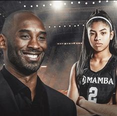 Five time NBA Champion and four time NBA MVP, Kobe Bryant, and his aspiring, beautiful young daughter Gianna Bryant, died in a helicopter crash Kobe Bryant Family, Kobe Bryant 24, Lakers Kobe Bryant, Vanessa Bryant, Magic Johnson, Wnba, Michael Jordan, Kobe Bryant Daughters, Kobe Bryant Quotes