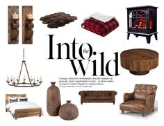 Into the Woods: Cozy Cabin Interior Decorating, Interior Design, Cozy Cabin, Firewood, Woods, John Lewis, Swan, Lifestyle Blog, Polyvore