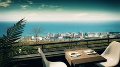 Seaview Trabzon Investment Apartments For Sale 3,4 Bedrooms