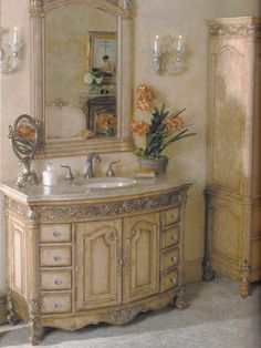 Traditional Bathroom Vanities: Find Bathroom Vanity Units Online