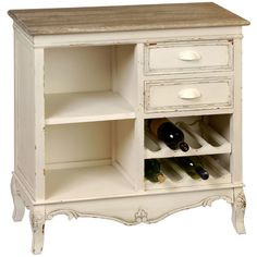 Found it at Wayfair.co.uk - Country Bar with Wine Storage