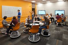 Case Western University - Prototype Learning Spaces - The Sextant Group, Inc.