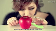 brown eyed girls-warm hole(subs)