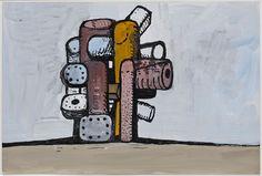 Philip Guston. Untitled. (1980)