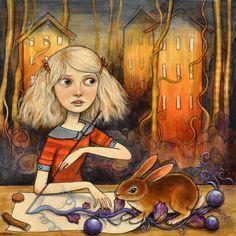 """kelly vivanco   De Kelly Vivanco © """" purple fruiting vine """""""