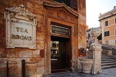 Babingtons-entrata - Roma