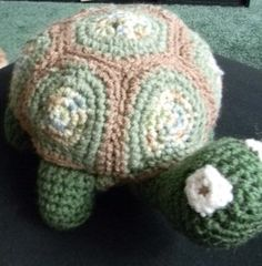 Free Turtle Pattern from Caron