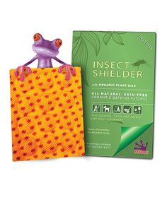 Take a look at this Insect Shielder Adhesive Patch Set on zulily today!
