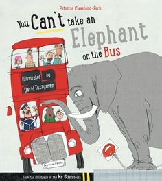 You Can´t take an Elephant on the Bus • English Wooks