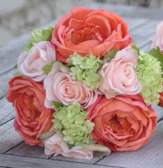 Wedding Flowers Wedding Bouquet Keepsake by Hollysflowershoppe, $75.00