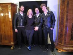 Meeting The Hives: interview.