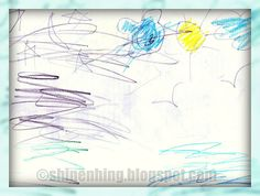 artwork from a 3 yrs old kid