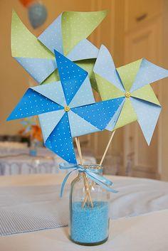 Pinwheels and Kites Party