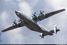 Antonov An-22A Antei aircraft picture