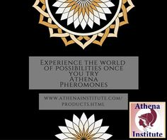 Athena Pheromones—enlighten your romantic life! http://www.athenainstitute.com/products.html